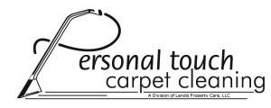 Logo for PERSONAL TOUCH CARPET CLEANING
